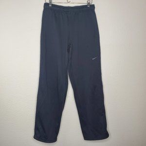 Nike Black Thermafit Track Pants